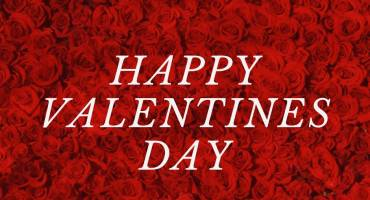 We Wish you a Very Happy Valentines Day!